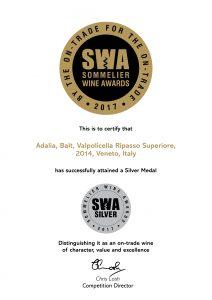 SWA Balt 14